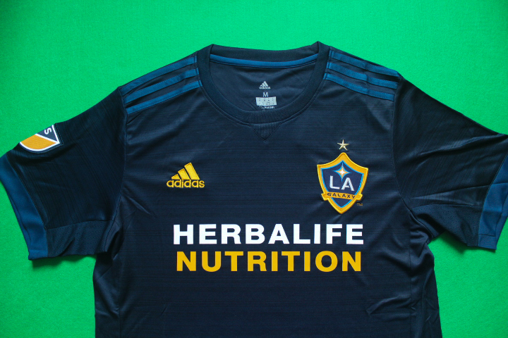 check out 6a89c 80896 LA Galaxy Away Jersey 2018