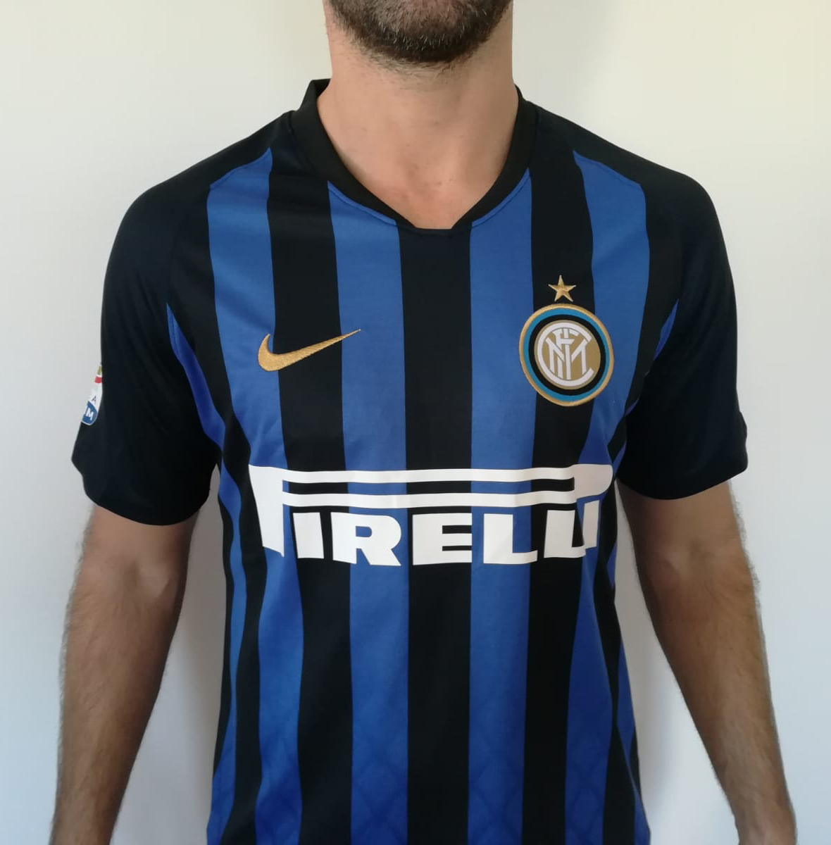 newest bc3ed c06bb Inter Milan Home Jersey 2018/2019