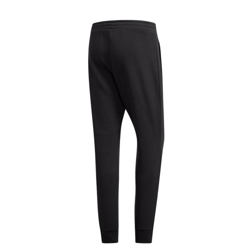 the best big discount of 2019 luxury Adidas Pants Men - Black (big white logo)