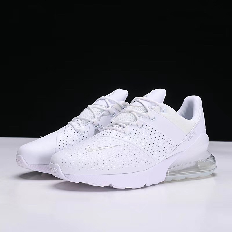 Sneaker | Damen Nike AIR MAX 270 Summit WhiteMidnight NavyLaser FuchsiaPlatinum TintLaser Orange ⋆ AZ Heermann