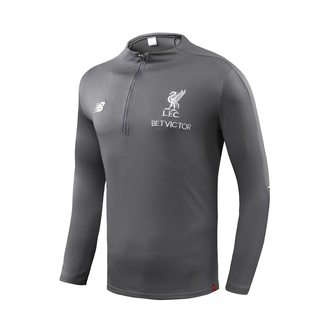 buy popular 69843 d9ec3 Liverpool Training Top 2018/2019 - Grey