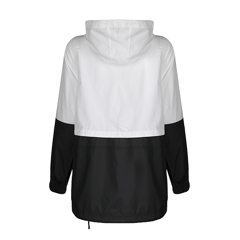56613e29d52f5 Nike Windbreaker Women – White / Black