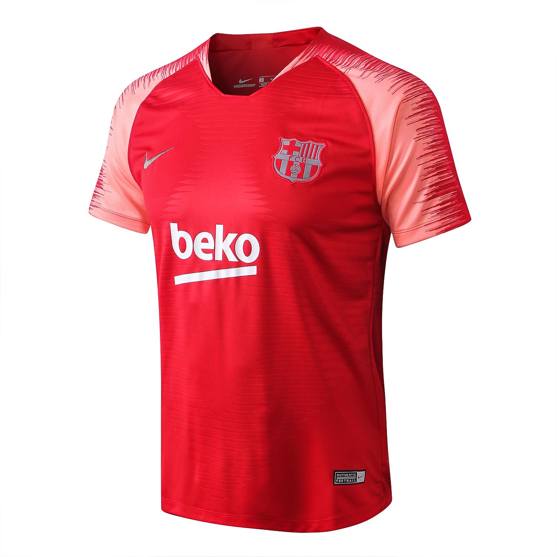 big sale 66254 9dfeb Barcelona Short Training Pants 2019/2020 - Pink