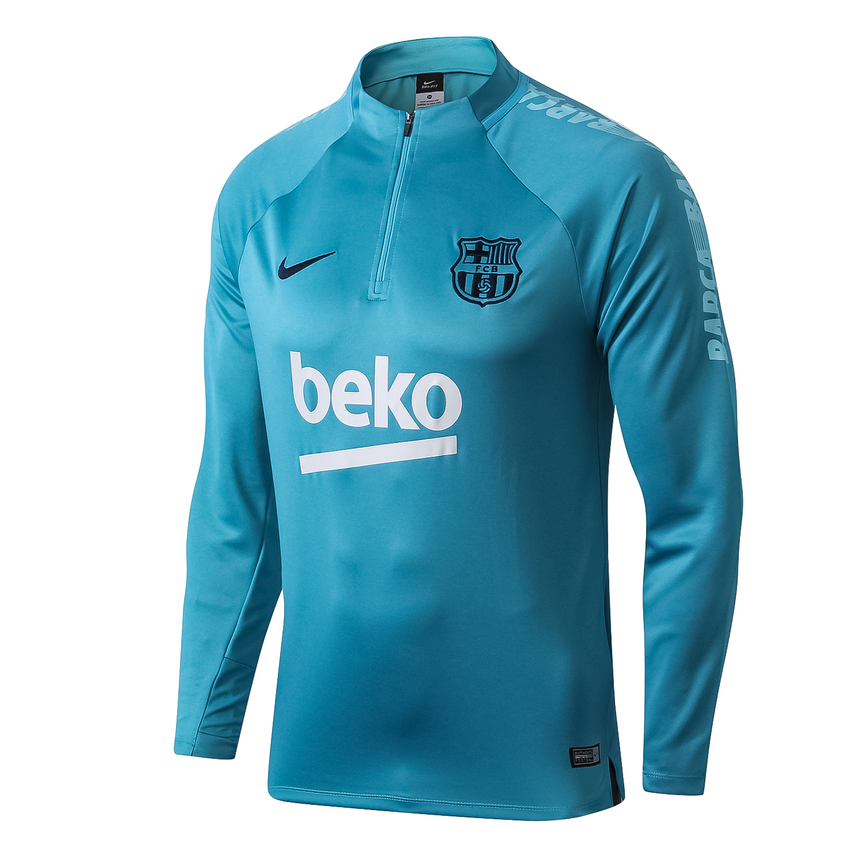 buy popular b926b e4216 Barcelona Training Top 2019/2020 - Blue