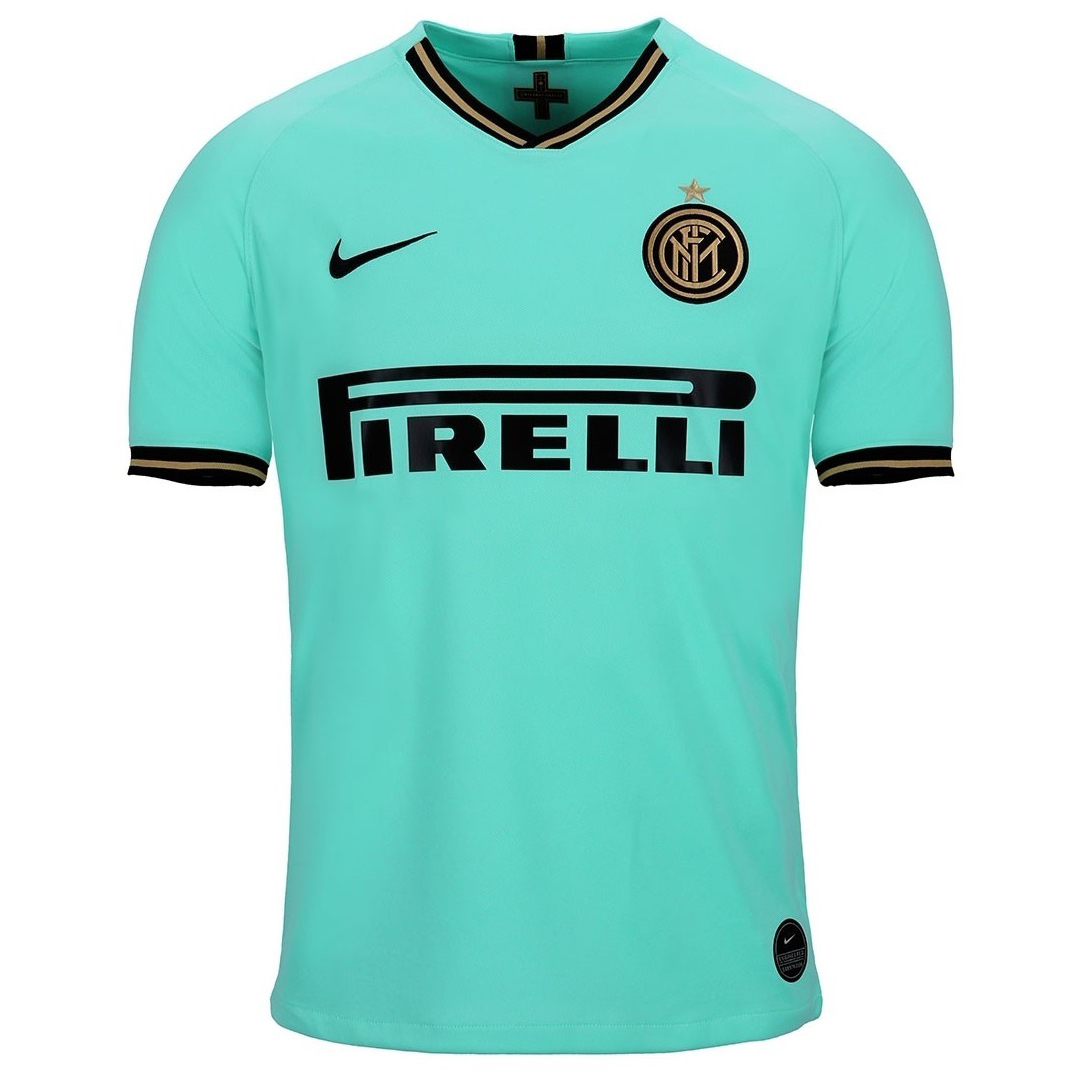 Inter Milan Away Shirt 2019/2020 Škriniar 37 Printing ...
