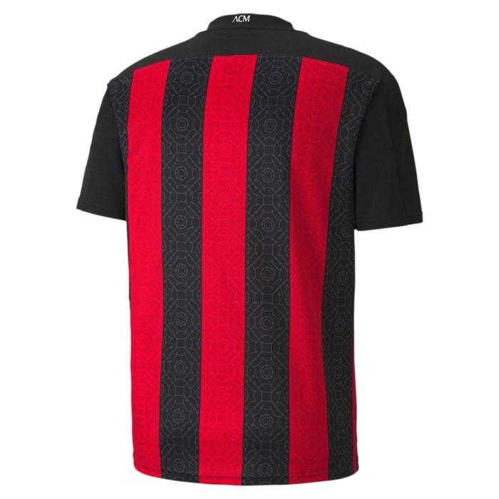 Ac Milan Home Shirt 2020 2021 Sportswearspot