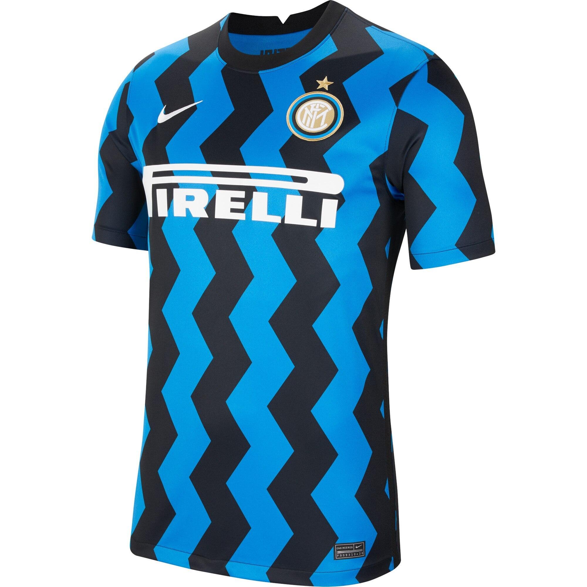 Inter Milan Home Shirt 2020 2021 Sportswearspot